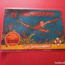 Tebeos: EL CACHORRO Nº 189 -ORIGINAL. Lote 262879125