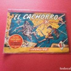 Tebeos: EL CACHORRO Nº 198 -ORIGINAL. Lote 262879480