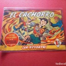 Tebeos: EL CACHORRO Nº 199 -ORIGINAL. Lote 262879545