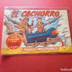 Tebeos: EL CACHORRO Nº 200 -ORIGINAL. Lote 262879630