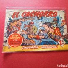 Tebeos: EL CACHORRO Nº 201 -ORIGINAL. Lote 262879745