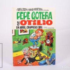 Tebeos: CÓMIC ALEGRES HISTORIETAS - PEPE GOTERA Y OTILIO Nº 10 - EDITORIAL BRUGUERA - AÑO 1971. Lote 262884295