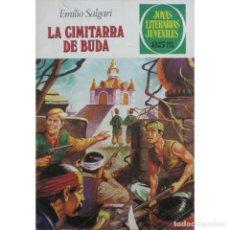 Tebeos: JOYAS LITERARIAS JUVENILES- Nº 225 -LA CIMITARRA DE BUDA-1979-TOMÁS PORTO-DIFÍCIL-BUENO-LEAN-4733. Lote 262891805