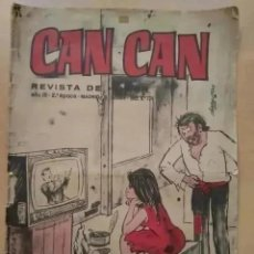 Tebeos: CAN CAN NUM 104. Lote 262911715