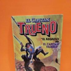 Tebeos: EL CAPITAN TRUENO...EL REGRESO DEL CAPITAN TRUENO...NUMERO 1....BRUGUERA..1986..... Lote 262931705