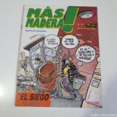 Tebeos: CÓMIC, MÁS MADERA!, NUM. 14.. Lote 262934590