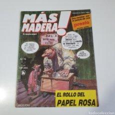 Tebeos: CÓMIC, MÁS MADERA!, NUM15.. Lote 262936105