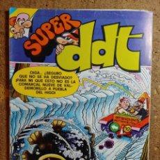 Tebeos: COMIC DE SUPER DDT DEL AÑO 1978 Nº 57. Lote 262985255