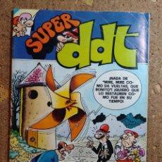 Tebeos: COMIC DE SUPER DDT DEL AÑO 1978 Nº 55. Lote 262985360