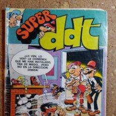 Tebeos: COMIC DE SUPER DDT DEL AÑO 1980 Nº 78. Lote 262985455