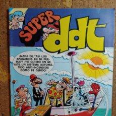 Tebeos: COMIC DE SUPER DDT DEL AÑO 1979 Nº 74. Lote 262985540