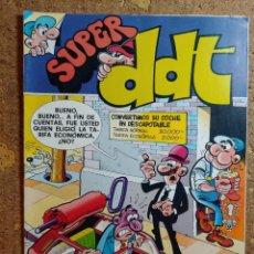 Tebeos: COMIC DE SUPER DDT DEL AÑO 1979 Nº 73. Lote 262985585