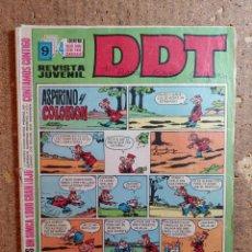 Tebeos: COMIC DE DDT DEL AÑO XVIII Nº 83. Lote 262988045