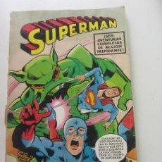 Tebeos: SUPERMAN SEIS AVENTURAS COMPLETAS DE ACCION TREPIDANTE.ALBUM SUPERMAN Nº 6.-1979 ARX97. Lote 262989300