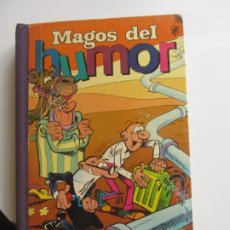 Tebeos: MAGOS DEL HUMOR VOL XX - 400 PÁGINAS DE MORTADELO Y FILEMON - AÑO 1974 - BRUGUERA E11. Lote 262990100
