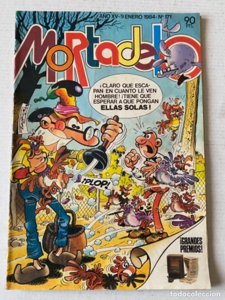 MORTADELO AÑO XV #1721 BRUGUERA (Tebeos y Comics - Bruguera - Mortadelo)