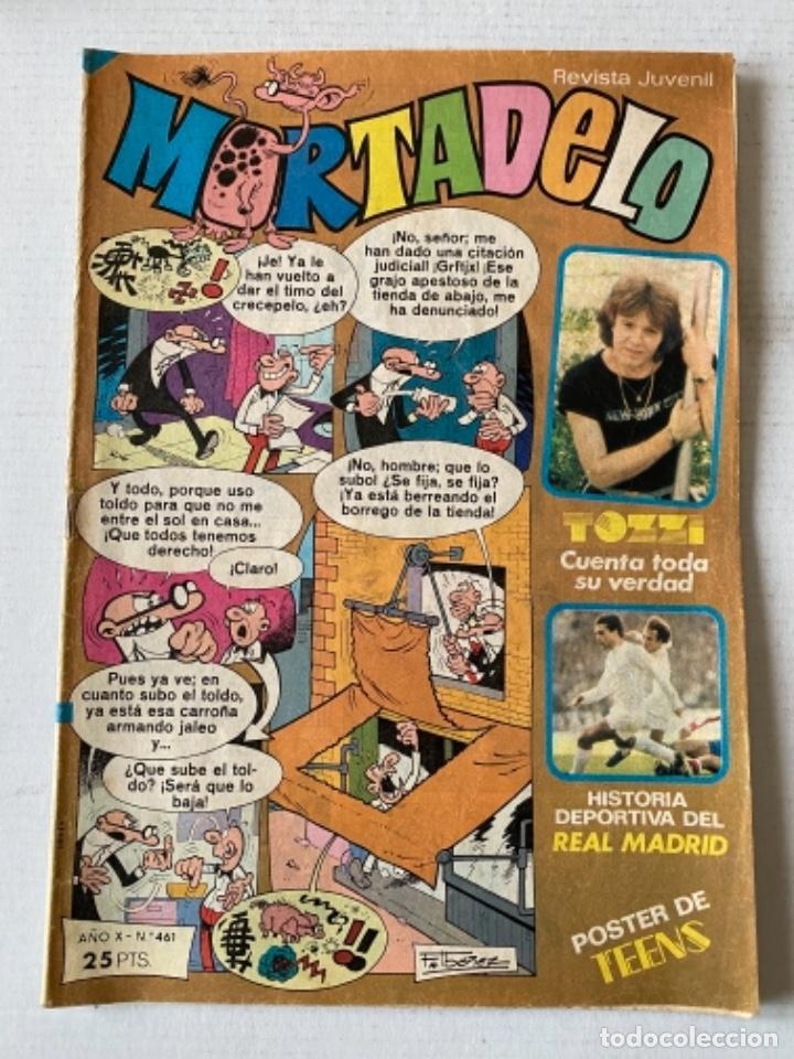 MORTADELO #461 BRUGUERA (Tebeos y Comics - Bruguera - Mortadelo)