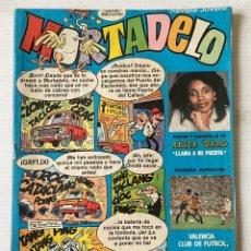 Tebeos: MORTADELO #466 BRUGUERA INFRECUENTE. Lote 263030170