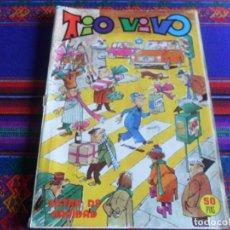 Tebeos: TIO VIVO EXTRA DE NAVIDAD 1977. BRUGUERA. 50 PTS.. Lote 263052925