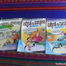 Tebeos: CON CHICK BILL, ZIPI Y ZAPE ESPECIAL NºS 11, 26 Y 44. BRUGUERA 1978. 60 PTS.. Lote 263054505