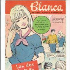 Tebeos: ARCHIVO * BLANCA * REVISTA JUVENIL FEMENINA * Nº 12 * EDITORIAL BRUGUERA 1961 *. Lote 263068650