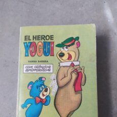 Tebeos: EL HÉROE YOGUI - LIBRITO TELE INFANCIA - EDITORIAL BRUGUERA.. Lote 263104310