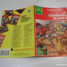 Tebeos: JOYAS LITERARIAS JUVENILES Nº 269 LA COMPAÑIA BLANCA 1ª EDICION MUY BUEN ESTADO. Lote 263209885