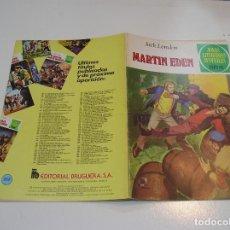 Tebeos: JOYAS LITERARIAS JUVENILES Nº 252 MARTIN EDEN 1ª EDICION MUY BUEN ESTADO. Lote 263211245