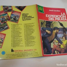 Tebeos: JOYAS LITERARIAS JUVENILES Nº 251 LA EXPEDICION DEL PIRATA 1ª EDICION ,MUY BUEN ESTADO. Lote 263211850