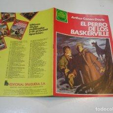 Tebeos: JOYAS LITERARIAS JUVENILES Nº 247 EL PERRO DE LOS .... 1ª EDICION ,MUY BUEN ESTADO. Lote 263212205