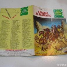 Tebeos: JOYAS LITERARIAS JUVENILES Nº 210 KERABAN EL TESTARUDO 1ª EDICION ,MUY BUEN ESTADO. Lote 263213495