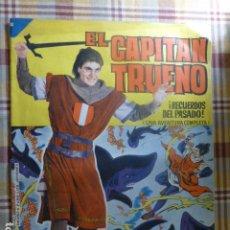 Tebeos: COMIC CAPITAN TRUENO ALBUM GIGANTE Nº19 DE BRUGUERA. Lote 263253250