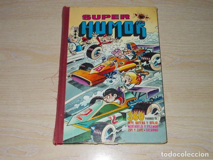 SUPER HUMOR Nº XV 1ª EDICIÓN 1977. BRUGUERA (Tebeos y Comics - Bruguera - Super Humor)