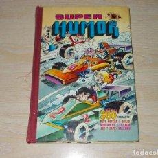 Tebeos: SUPER HUMOR Nº XV 1ª EDICIÓN 1977. BRUGUERA. Lote 263273260