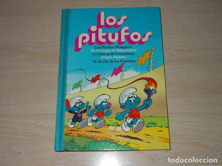 SUPER HUMOR LOS PITUFOS Nº 3 1ª EDICIÓN 1982. BRUGUERA (Tebeos y Comics - Bruguera - Super Humor)