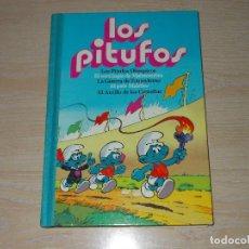 Tebeos: SUPER HUMOR LOS PITUFOS Nº 3 1ª EDICIÓN 1982. BRUGUERA. Lote 263273590