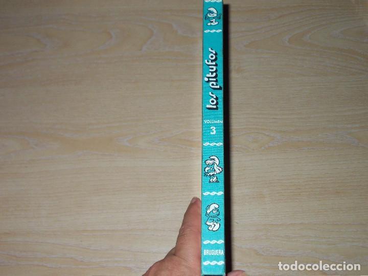 Tebeos: Super Humor Los Pitufos nº 3 1ª Edición 1982. Bruguera - Foto 2 - 263273590
