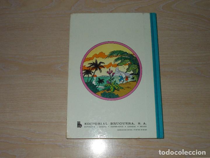 Tebeos: Super Humor Los Pitufos nº 3 1ª Edición 1982. Bruguera - Foto 3 - 263273590