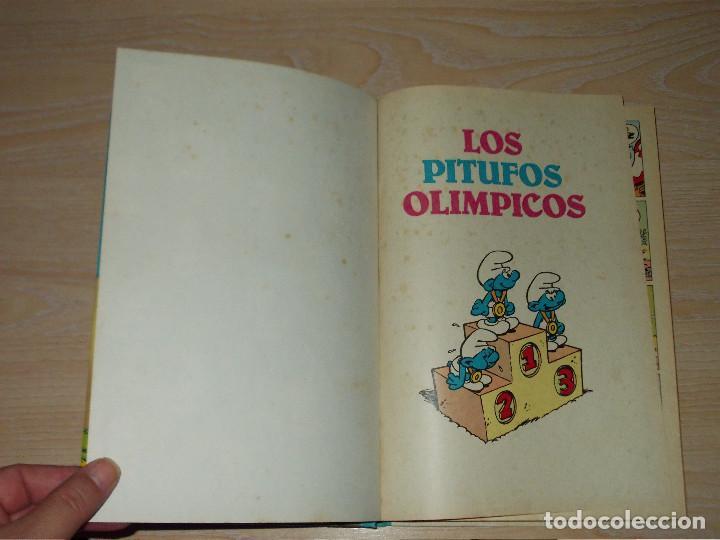 Tebeos: Super Humor Los Pitufos nº 3 1ª Edición 1982. Bruguera - Foto 4 - 263273590