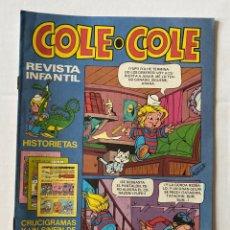 Tebeos: COLE-COLE AÑO 1 Nº5 BRUGUERA BUEN ESTADO. Lote 263568525