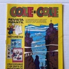 Tebeos: COLE-COLE AÑO 1 Nº14 BRUGUERA BUEN ESTADO. Lote 263571110