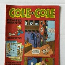 Tebeos: COLE-COLE AÑO 1 Nº15 BRUGUERA BUEN ESTADO. Lote 263571415