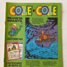 Tebeos: COLE-COLE AÑO 1 Nº17 BRUGUERA BUEN ESTADO. Lote 263572185