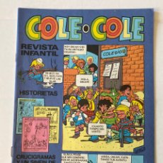 Tebeos: COLE-COLE AÑO 1 Nº18 BRUGUERA BUEN ESTADO. Lote 263572470