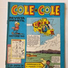 Tebeos: COLE-COLE AÑO 1 Nº21 BRUGUERA O. Lote 263573030