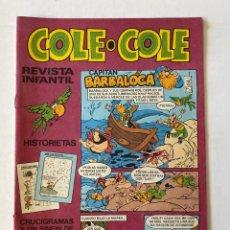 Tebeos: COLE-COLE AÑO II Nº26 BRUGUERA BUEN ESTADO. Lote 263573275