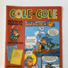 Tebeos: COLE-COLE AÑO II Nº30 BRUGUERA BUEN ESTADO. Lote 263574160
