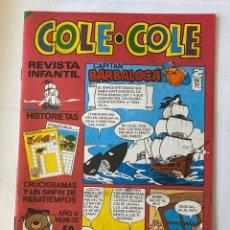 Tebeos: COLE-COLE AÑO II Nº32 BRUGUERA. Lote 263574750