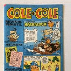 Tebeos: COLE-COLE AÑO II Nº33 BRUGUERA BUEN ESTADO. Lote 263575060
