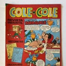 Tebeos: COLE-COLE AÑO II Nº34 BRUGUERA BUEN ESTADO. Lote 263575360